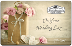 Wedding Gift Card