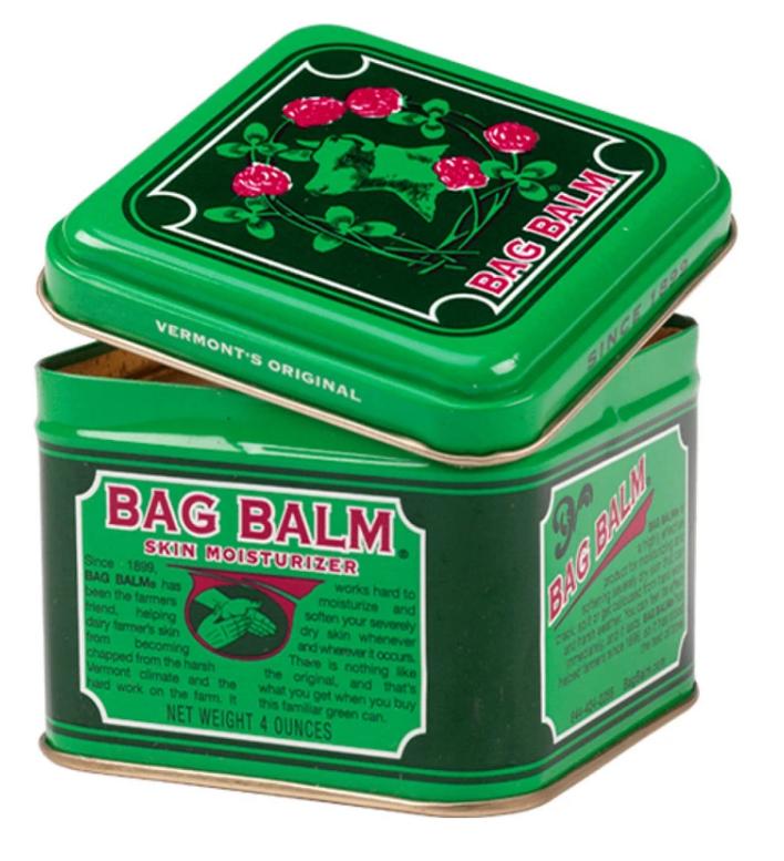 Bag Balm Original Skin Moisturizer (4oz. Tin) - Dutchman's Store